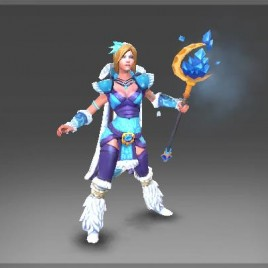 Frostiron Sorceress Set