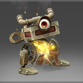 Unusual Mechjaw the Boxhound