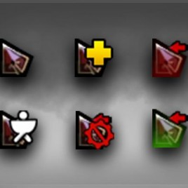 Steam Chopper Cursor Pack