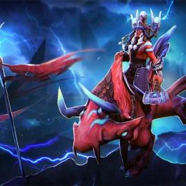 Warrior of the Stormlands
