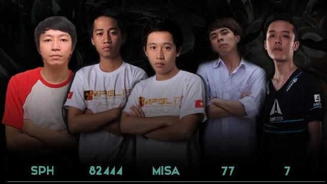 Aces Gaming bất ngờ thay đổi đội hình