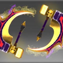 Golden Basher Blades