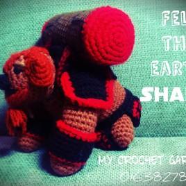 Tượng Hero Earthshaker