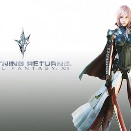 LIGHTNING RETURNS-FINAL FANTASY XIII