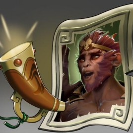 Monkey King Announcer Pack