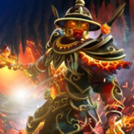 Fires of the Volcanic Guard