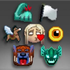 The International 2017 Emoticon Pack II