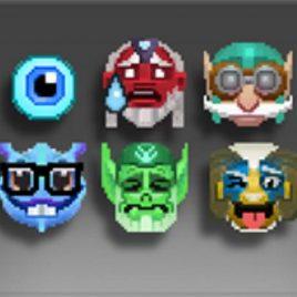 The International 2017 Emoticon Pack III