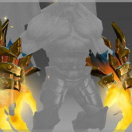 Golden Shadow of the Dark Age