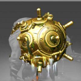 Golden Deepshock Destroyer
